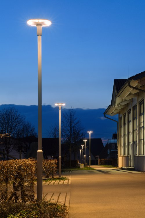 2046602 Streetlighting Balgheim